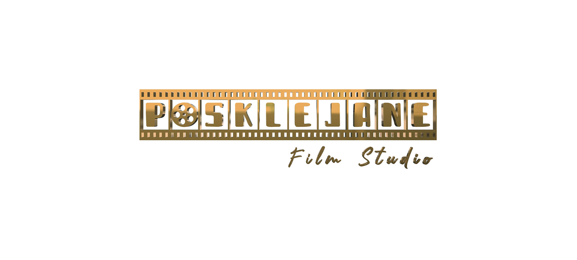 Fall in Love Film Studio - logo Posklejane Film Studio